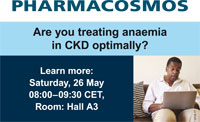 Anaemia in CKD