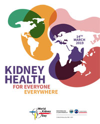 World Kidney Day 2019