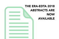 ERA-EDTA 2018 Abstracts
