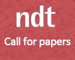 NDT Call for papers