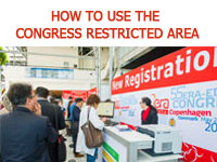 How to use the Congress Restricted Area